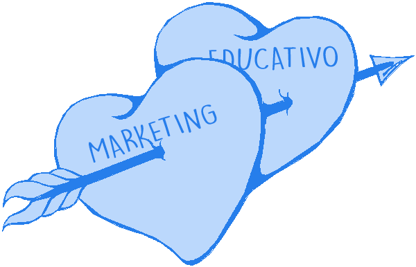 Flechazo-Corazon-marketing-educativo