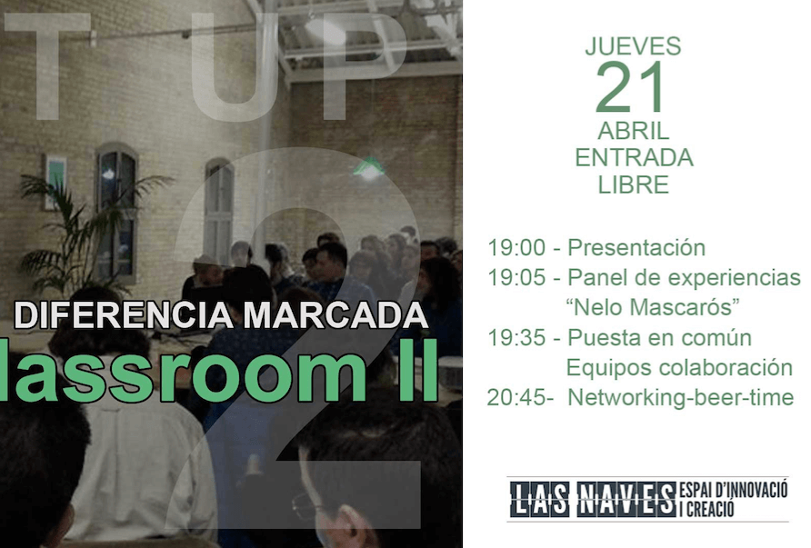 Meet UP 2: flipped classroom