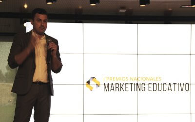 I Primeros Premios Nacionales de Comunicación y Marketing educativo