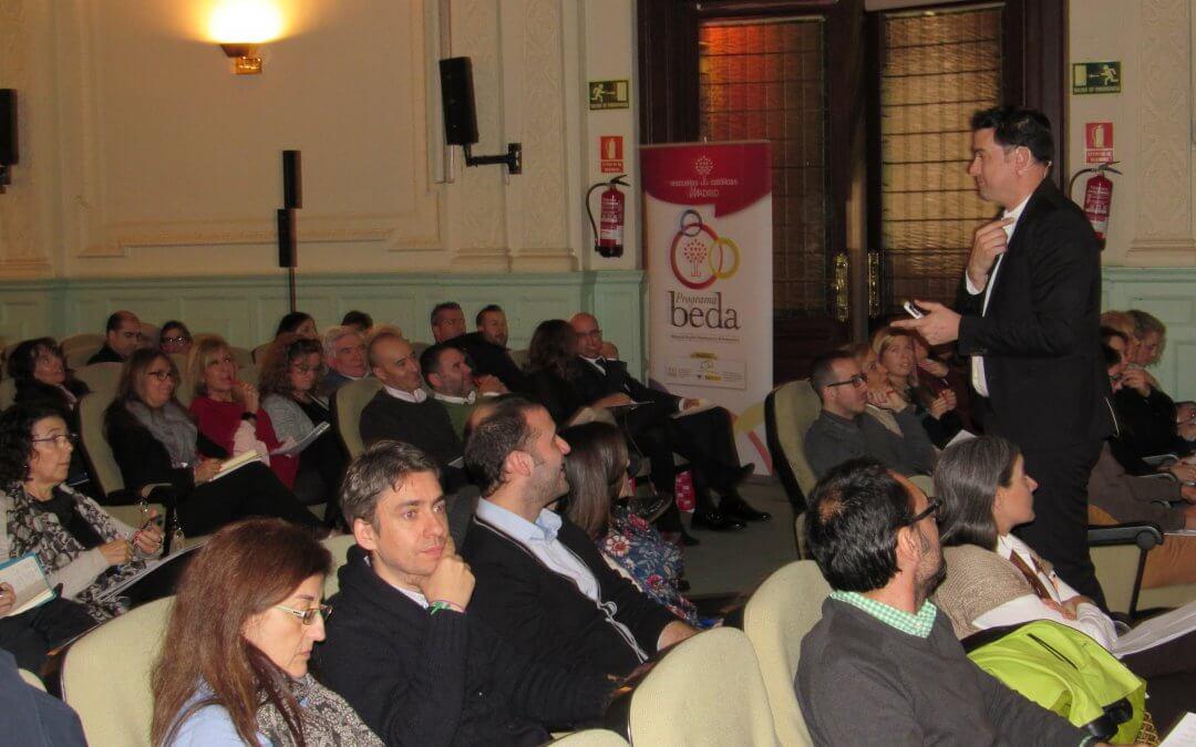 Marketing educativo e Inbound marketing Escuelas Católicas Madrid  & MacMillan Education
